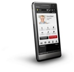 Коммуникатор КПК  HTC Touch Diamond 2
